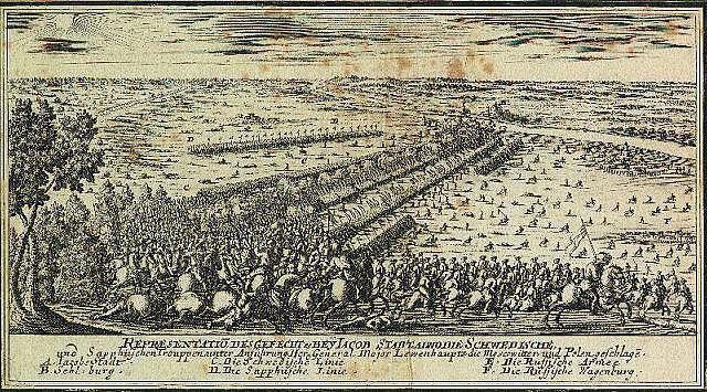 1704 in Sweden