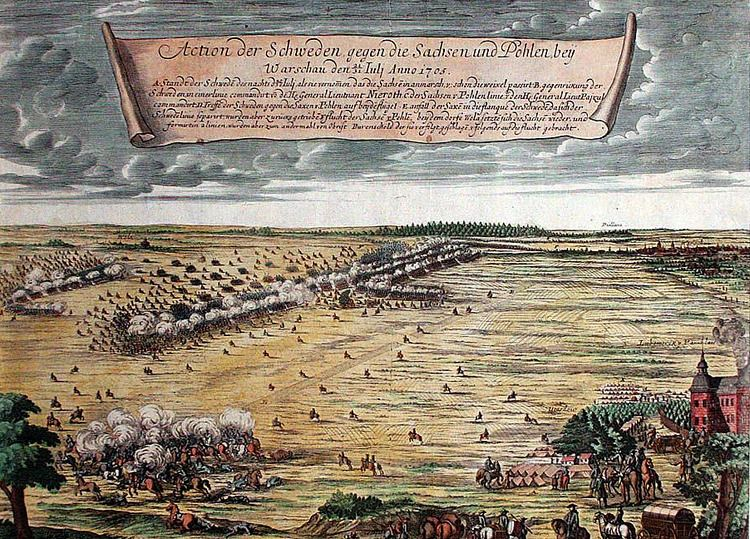 1705 in Sweden