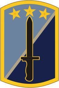 170th Infantry Brigade (United States)