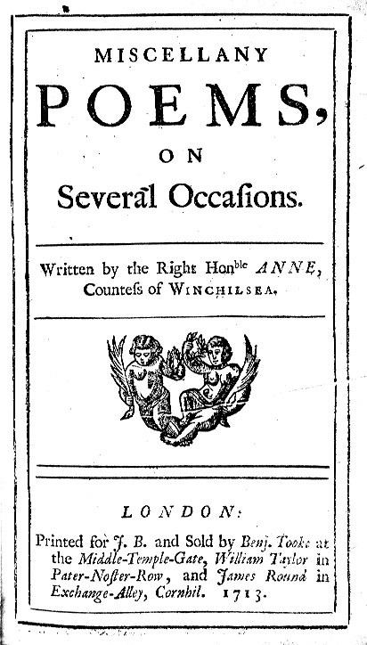 1713 in poetry