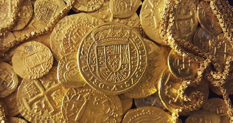 1715 Treasure Fleet Recovered 1715 Treasure Fleet gold value pegged at 1 million