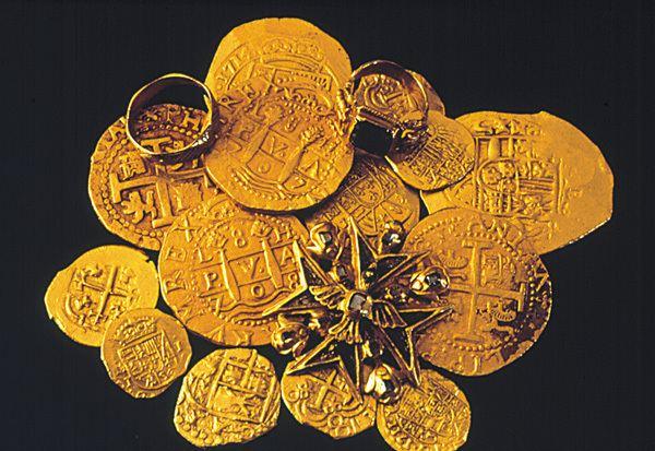 1715 Treasure Fleet December 2011 Featured Treasure 1715 Fleet Society