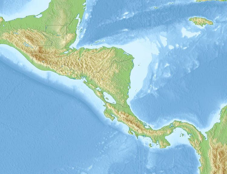 1717 Guatemala earthquake