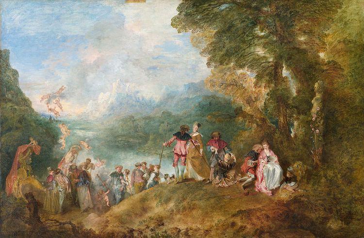1717 in art