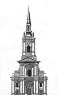 1719 in architecture