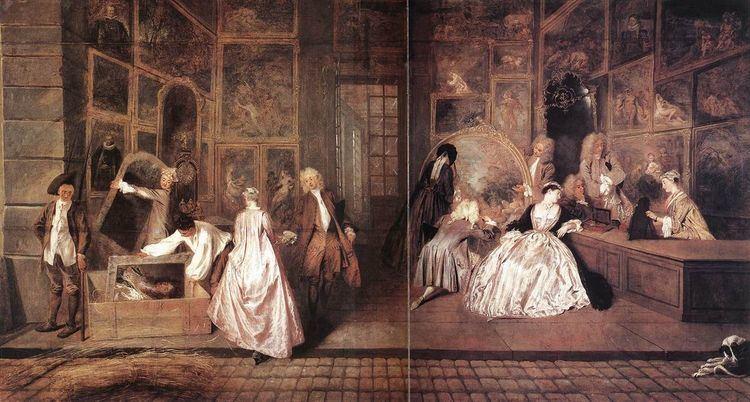1720 in art