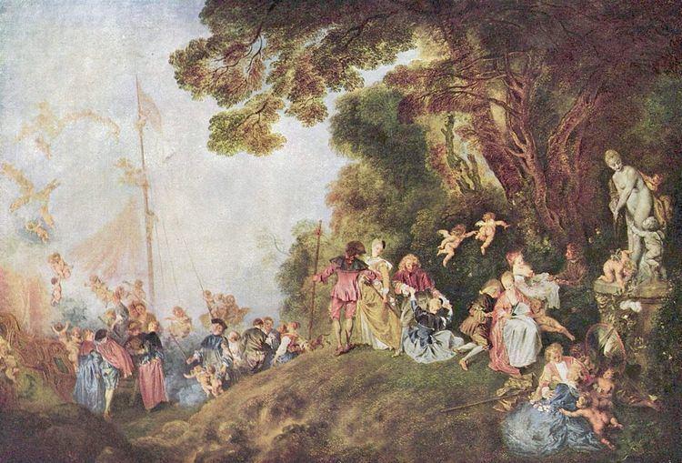 1721 in art