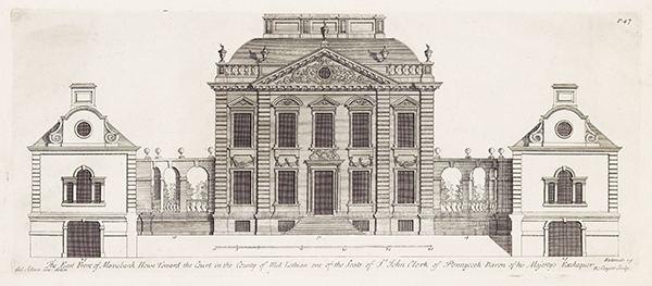 1727 in architecture