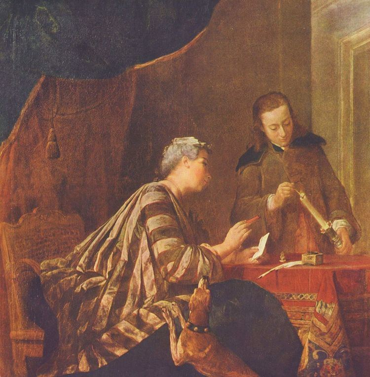 1732 in art