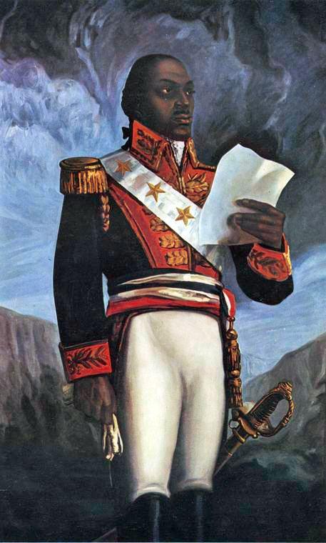 1733 slave insurrection on St. John