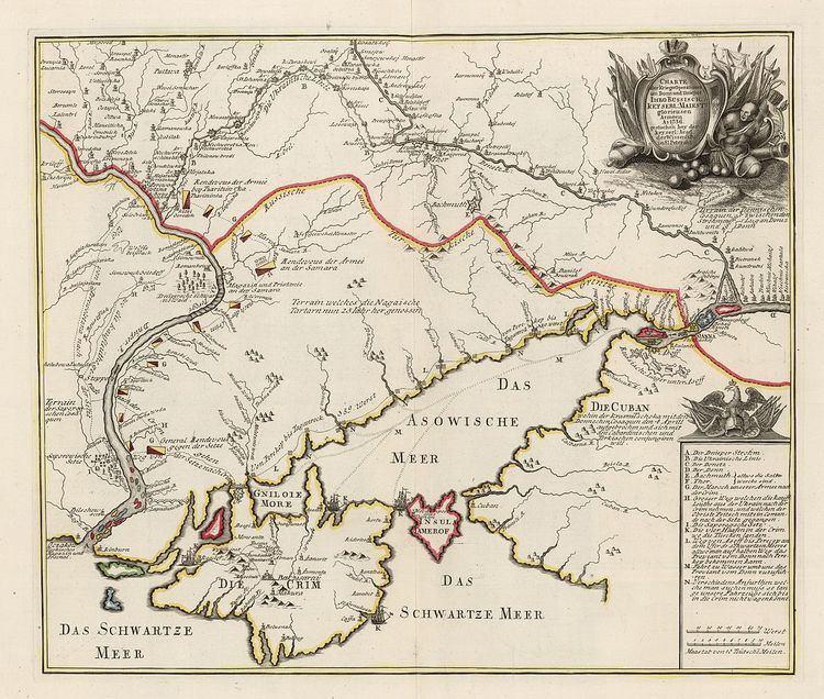 1735 in Russia