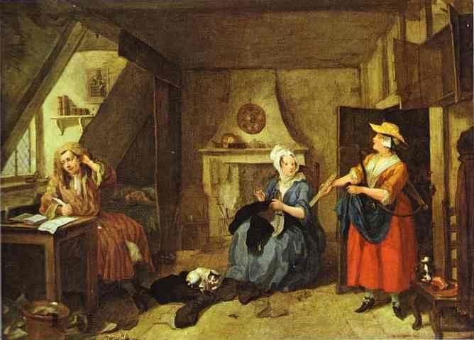 1736 in poetry