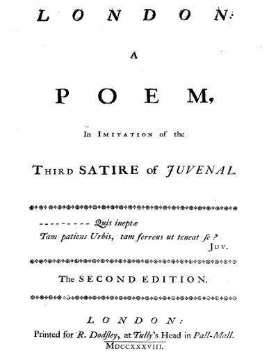 1738 in poetry