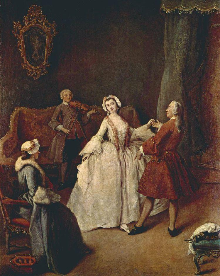 1741 in art