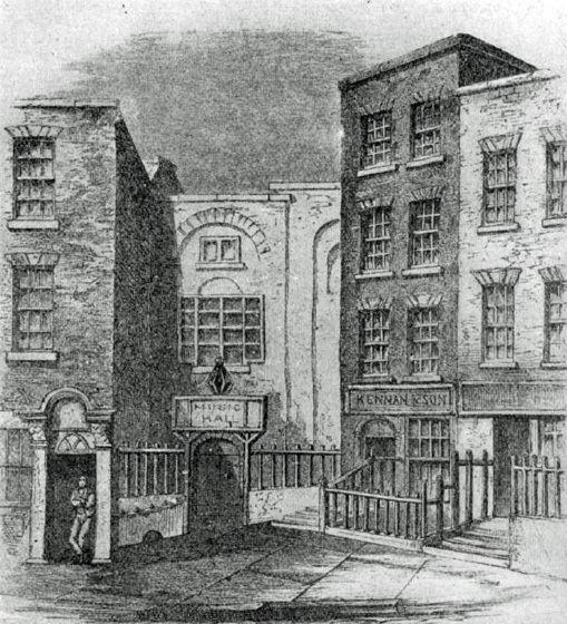 1742 in Ireland