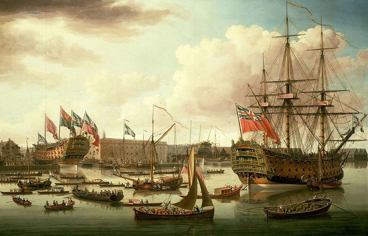 1745 Establishment