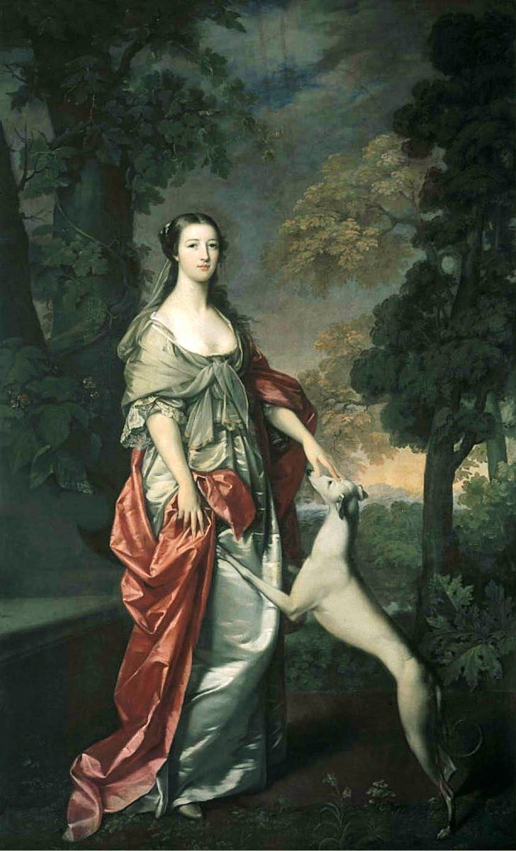 1753 in art