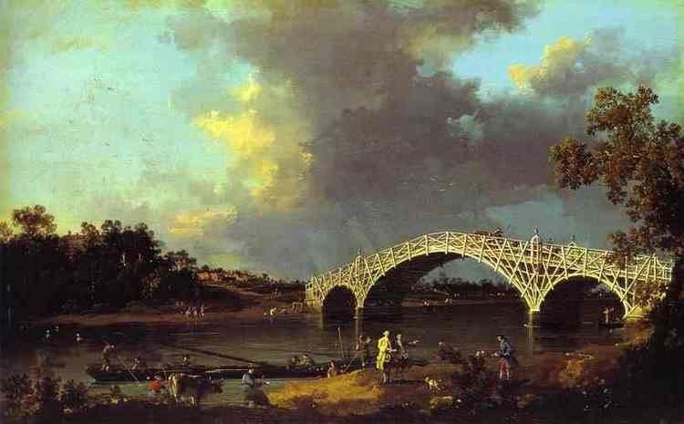 1754 in art