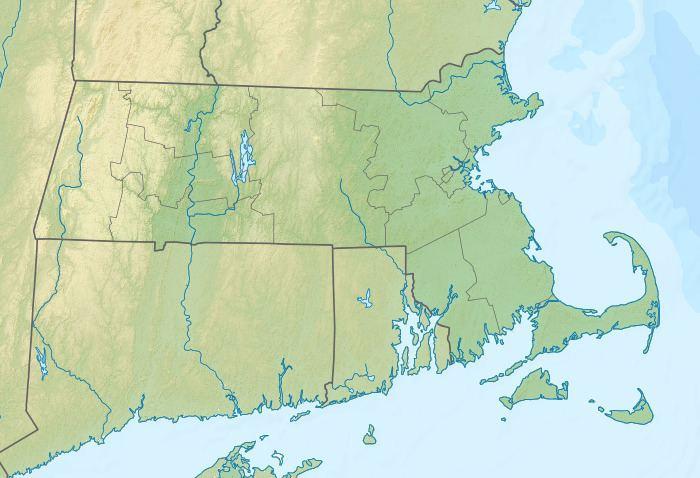 1755 Cape Ann earthquake