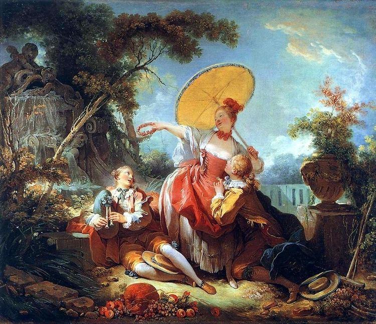1755 in art