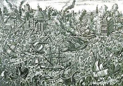 1755 Lisbon earthquake November 1 1755 The Earthquake of Lisbon Wrath of God or Natural