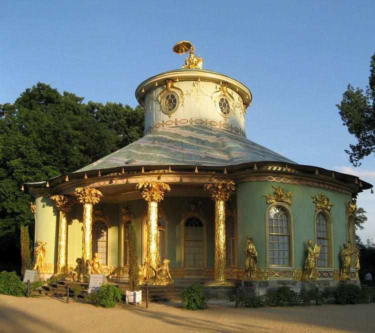 1764 in architecture