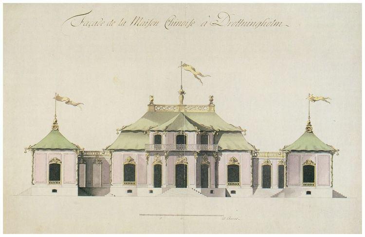 1769 in architecture