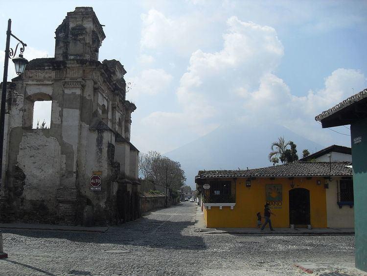 1773 Guatemala earthquake