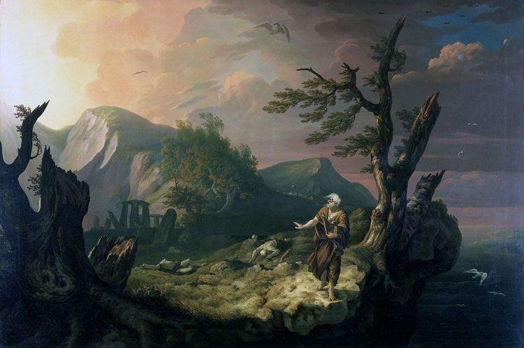 1774 in art