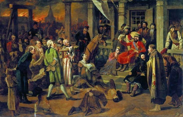 1774 in Russia