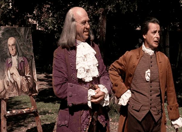 1776 (film) 1776 1972 TimeTraveling Film Critic