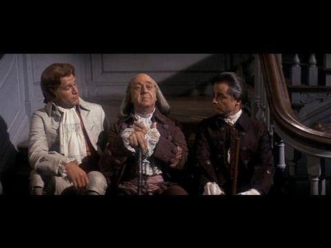 1776 (film) 1776 1972 with William Daniels Howard Da Silva Ken Howard Movie