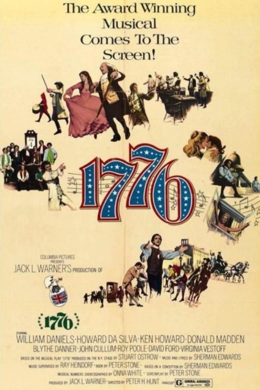 1776 (film) movie poster