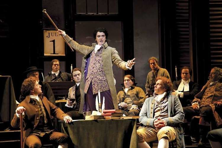 1776 (musical) 177639 musical remains relevant SFGate