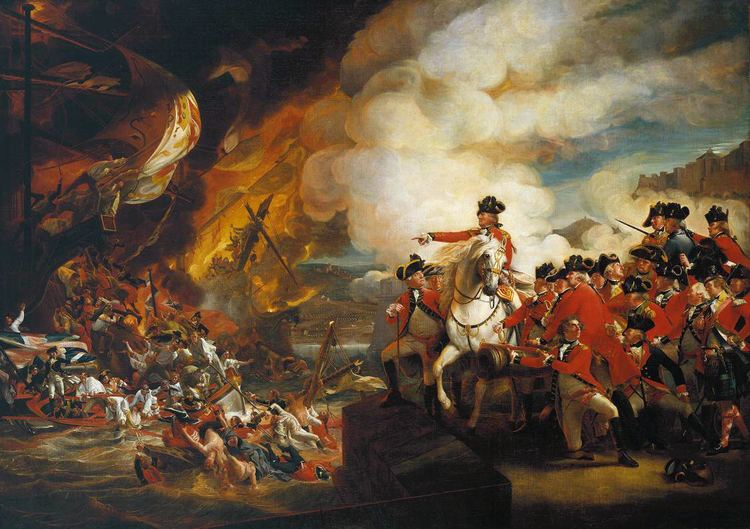 1779 in Great Britain