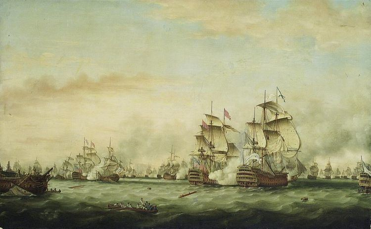 1782 in Great Britain