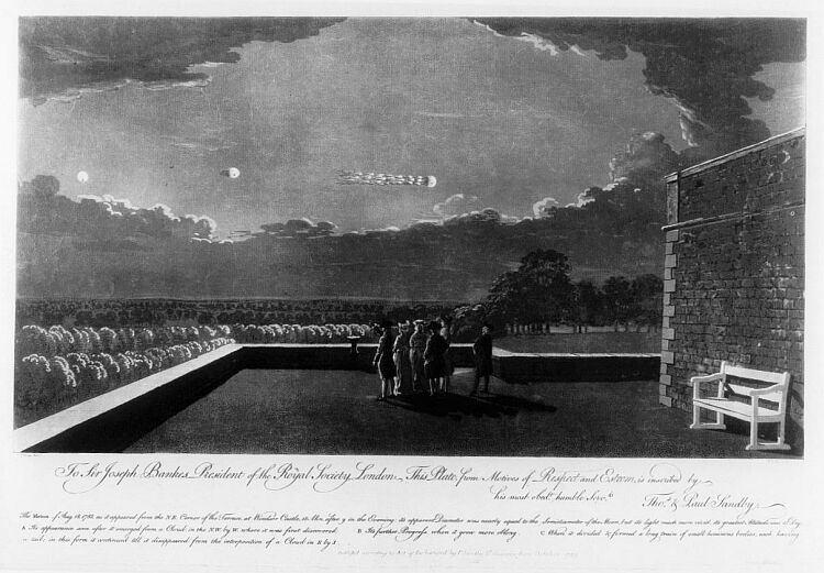 1783 Great Meteor