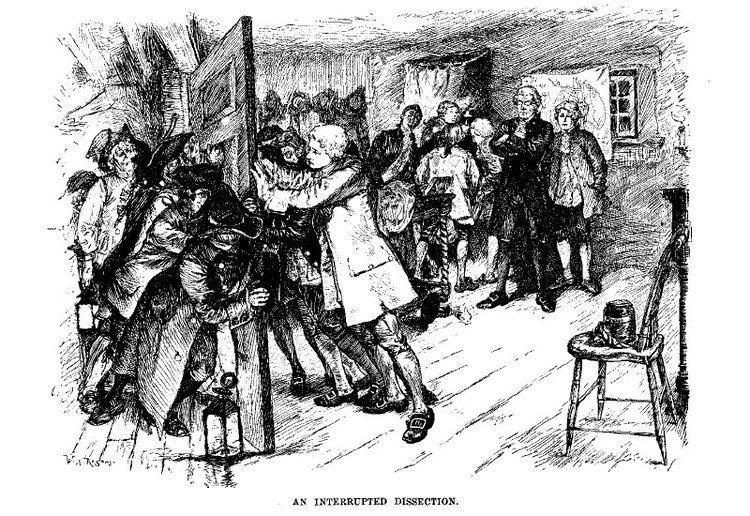 1788 Doctors' riot