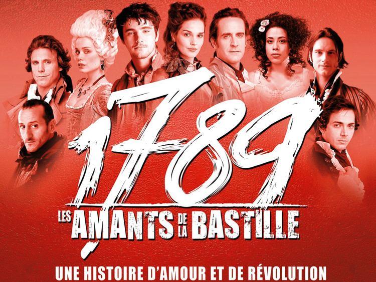 1789: Les Amants de la Bastille Concert 1789 Les amants de la Bastille 2017 2018