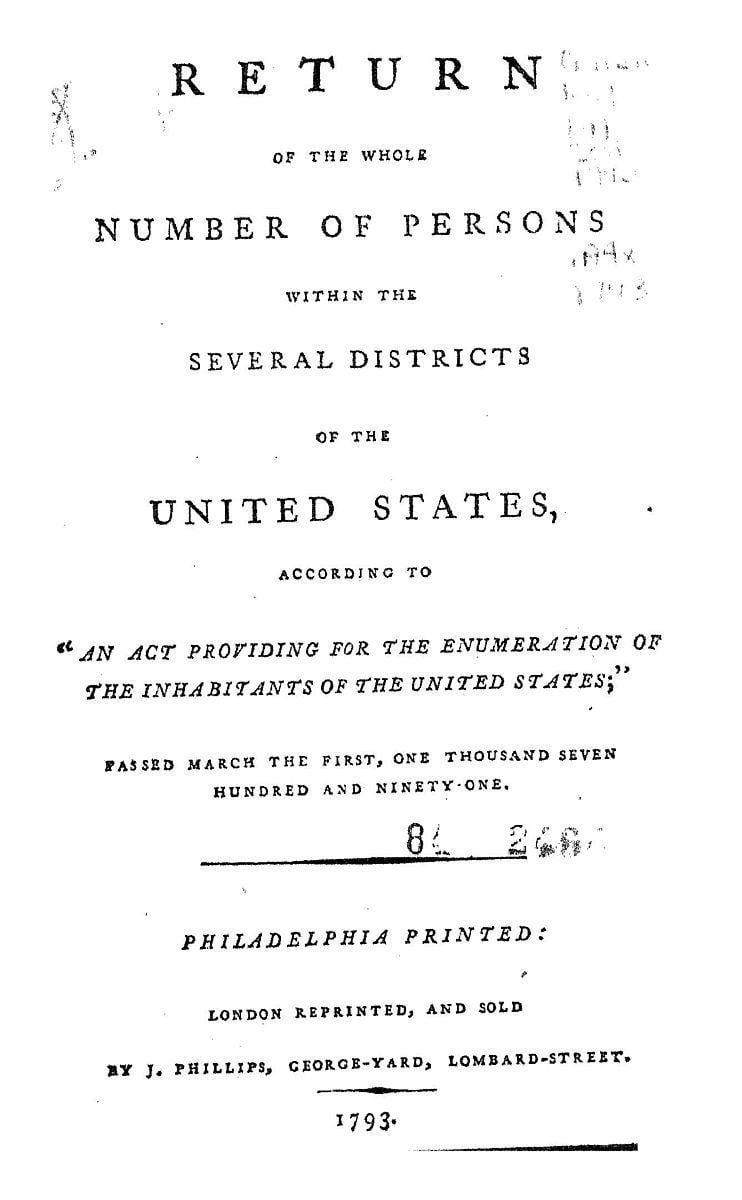 1790 United States Census