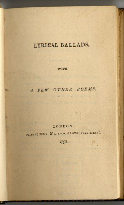 1798 in literature