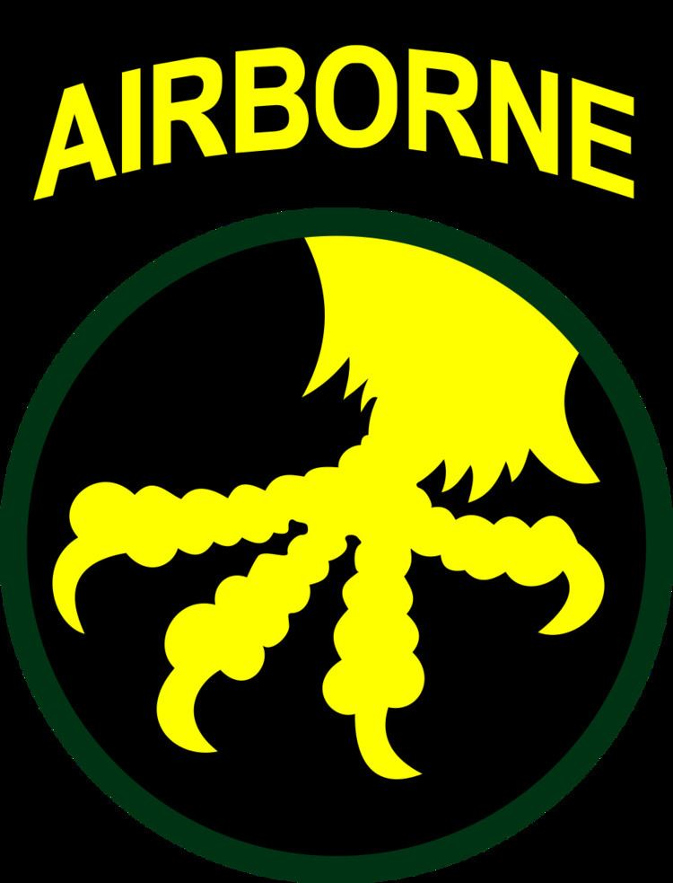 17th Airborne Division (United States)