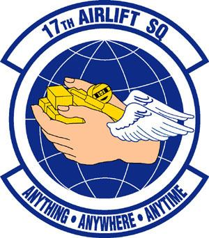 17th Airlift Squadron