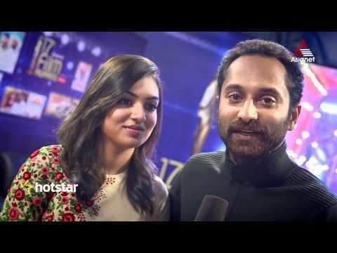 17th Asianet Film Awards 17th Ujala Asianet Film Awards Dulquer and Fahadh Promo YouTube