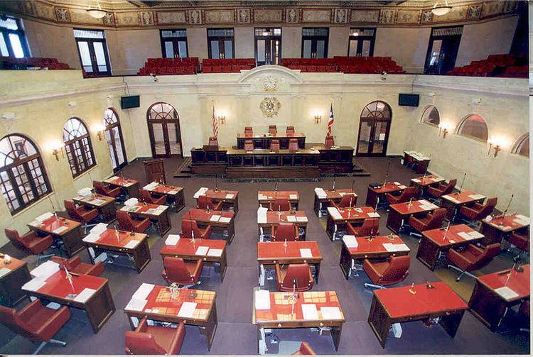 17th Legislative Assembly of Puerto Rico