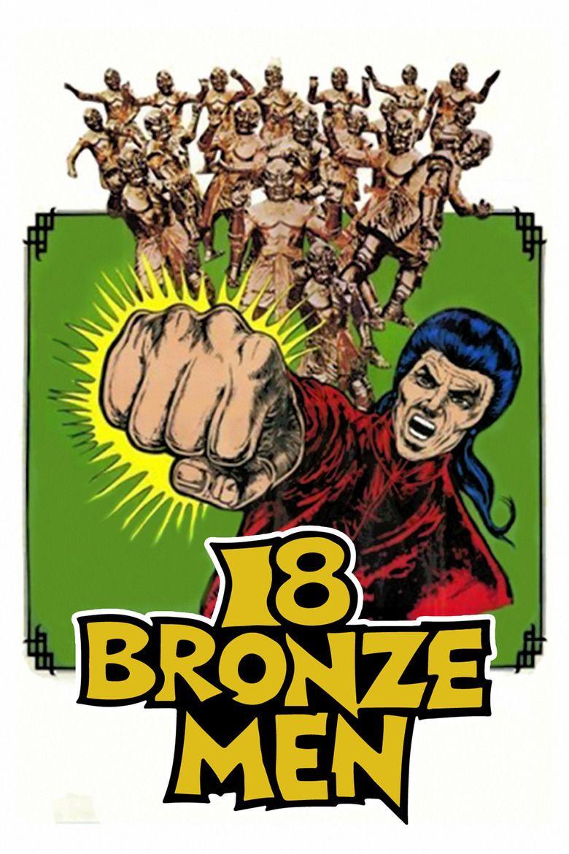 18 Bronzemen movie poster