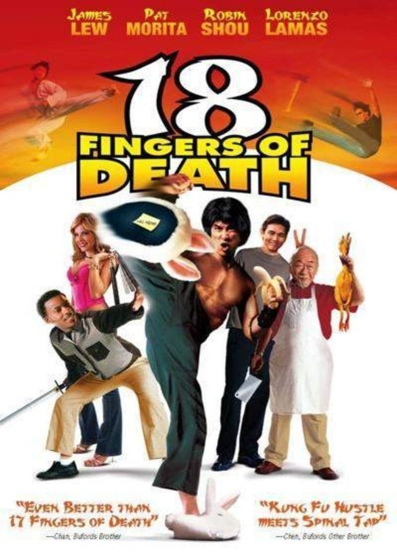 18 Fingers of Death! movie poster