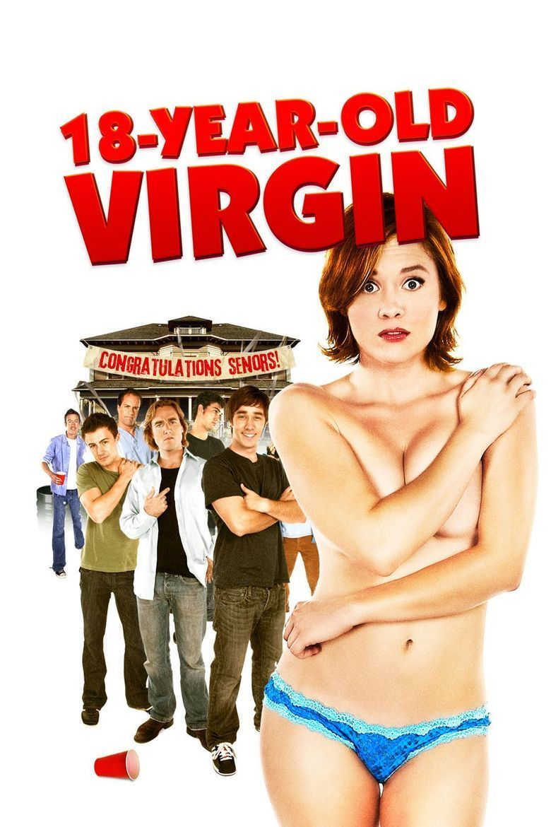 18 Year Old Virgin movie poster