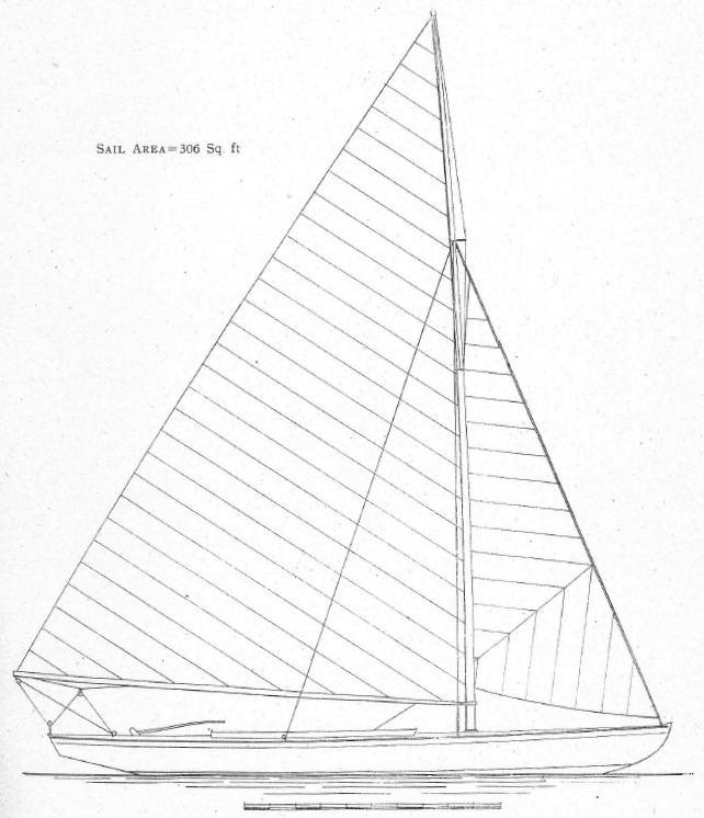 18 foot dinghy