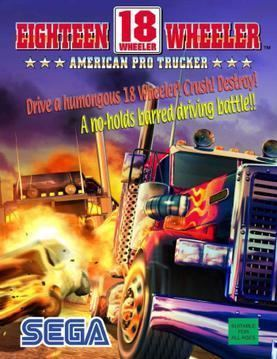 18 Wheeler: American Pro Trucker httpsuploadwikimediaorgwikipediaen88018